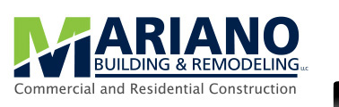 Mariano Building and Remodeling CT